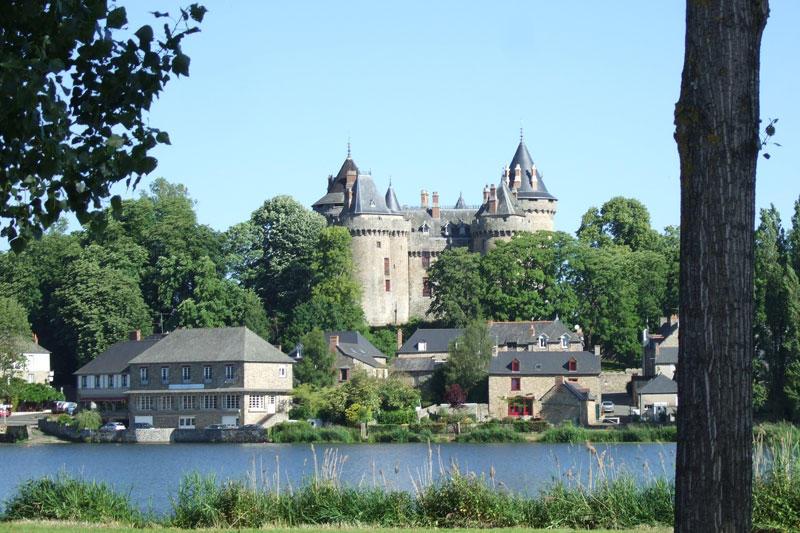Chateaubriand-Château de Combourg