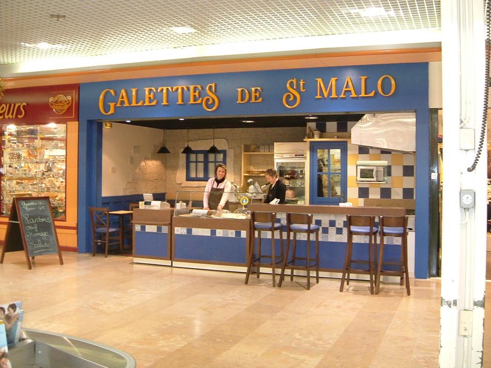 Galettes de Saint-Malo La Madeleine