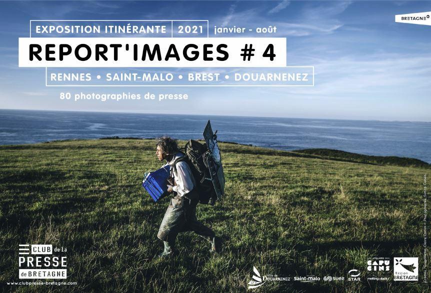 Report'Images - Saint-Malo - 16fevau30mars2021