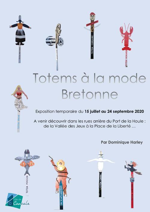 Totems à la mode bretonne