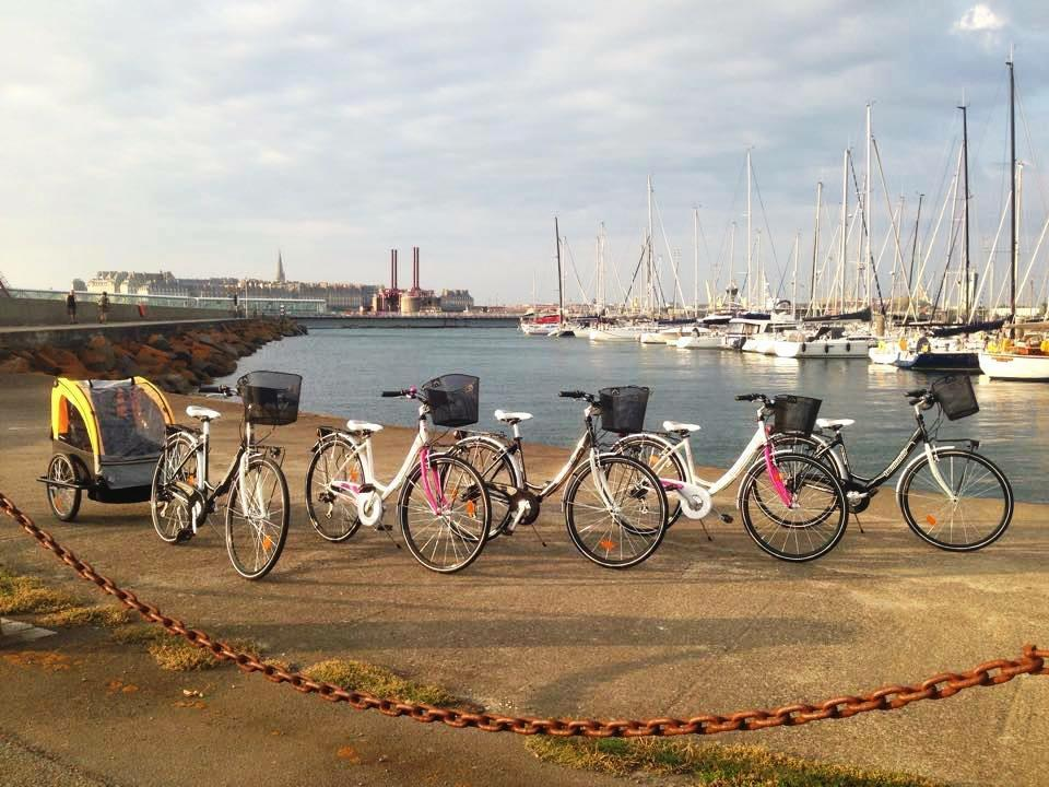 Vélos Malouins - Loc Malouine - Saint-Malo