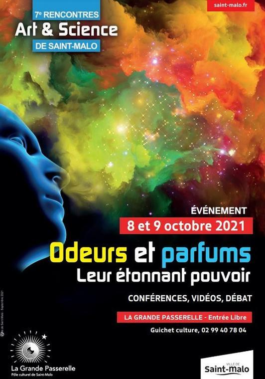 odeurs et parfums 8 et 9 octobre