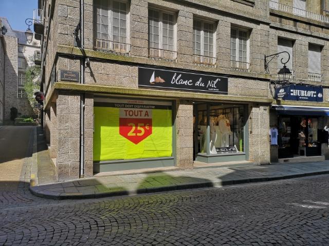 Commerces-Blanc du Nil-Saint-Malo