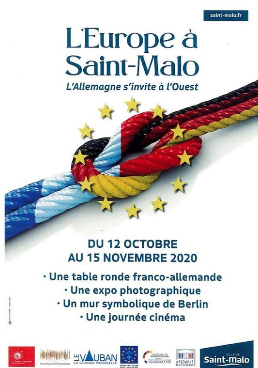 l'europe à saint-malo oct 20