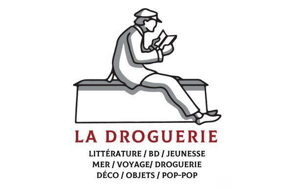 ©Droguerie de Marine - logo