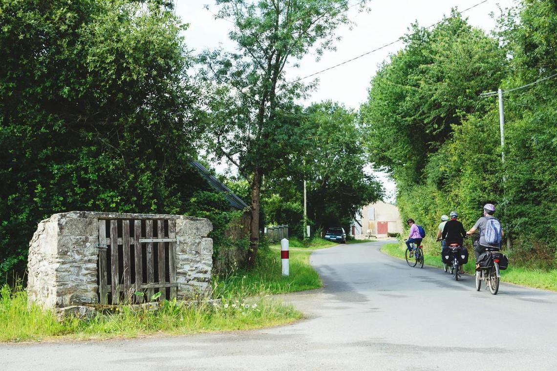 Marais à vélo