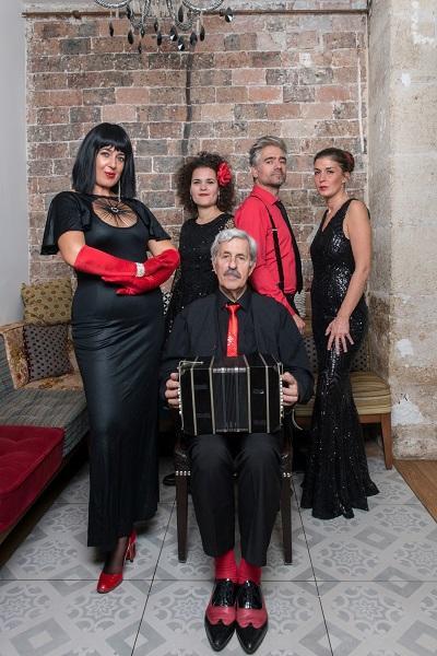 Amapola Quartet y Maria Dolores - 17.10.2017. - ┬® Gilles Rammant_12_R web
