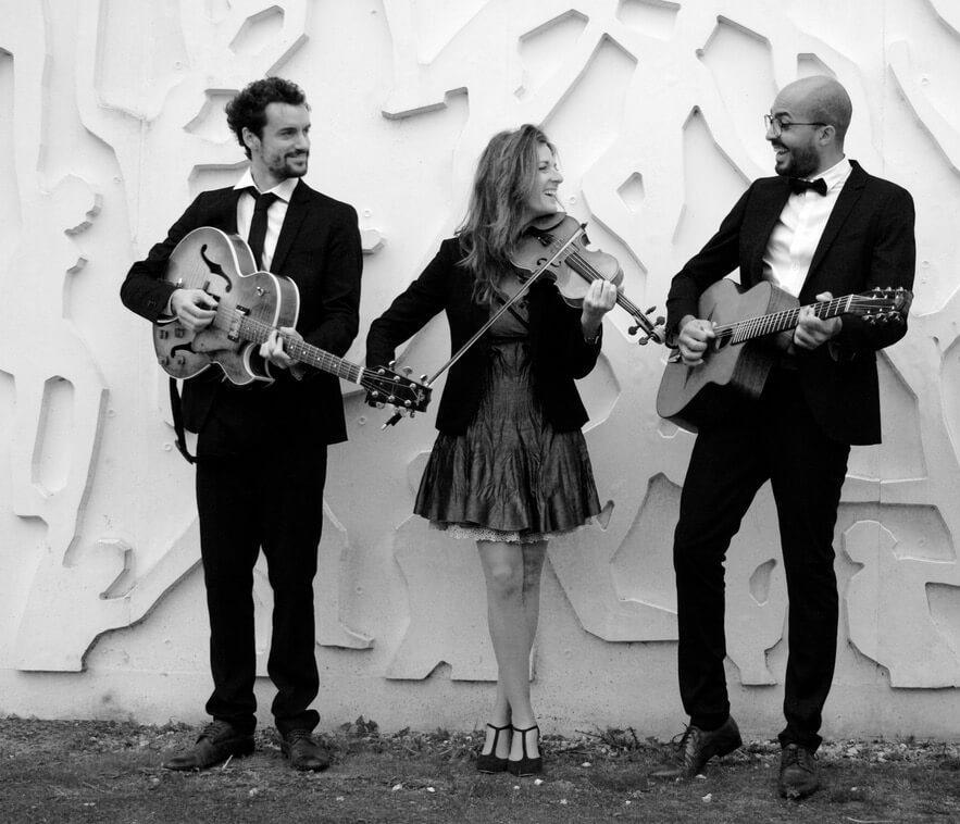 Groupe jazz quartet 3