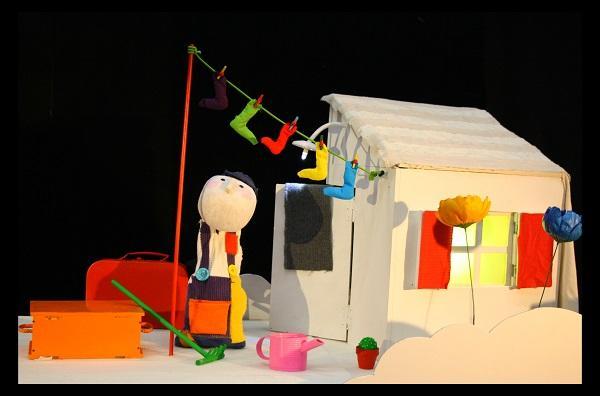 maison multicolore HD web