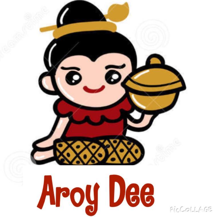 logo aroy dee