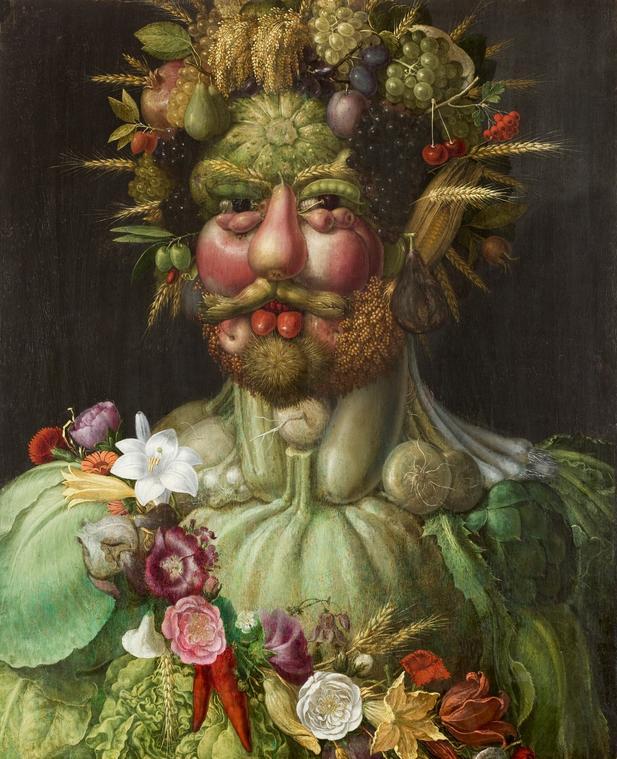 7 - Portrait_Rudolf_II_Vertumnus_Guiseppe_Arcimboldo