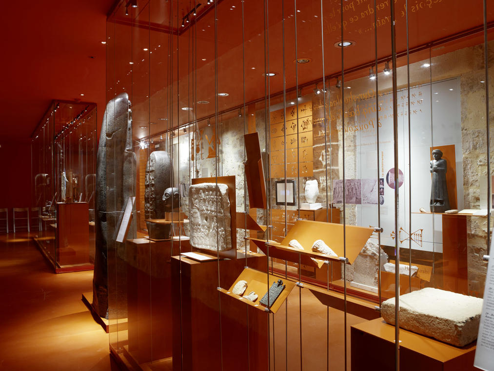 9 -Musée Champollion, salle naissance, photo N. Blaya-CG46