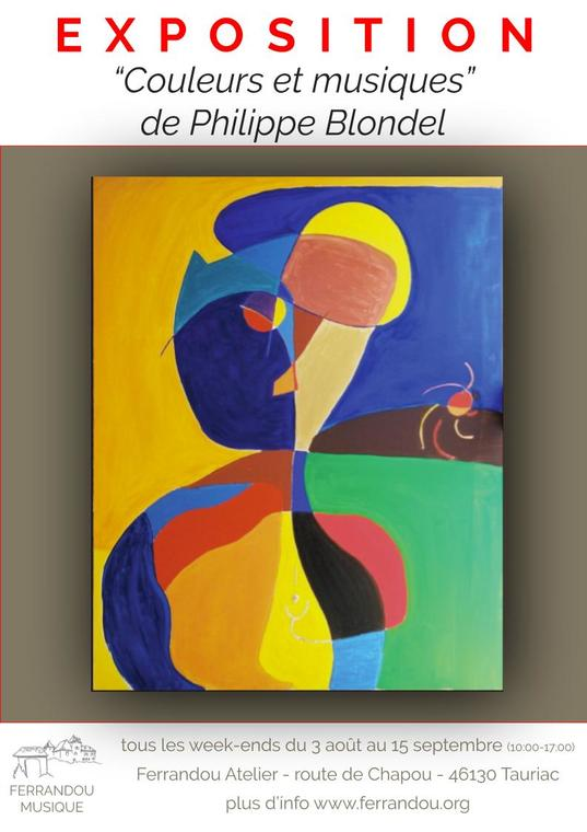 0108-Philippe Blondel-Ferrandou-FLYER