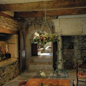 salle médiévale