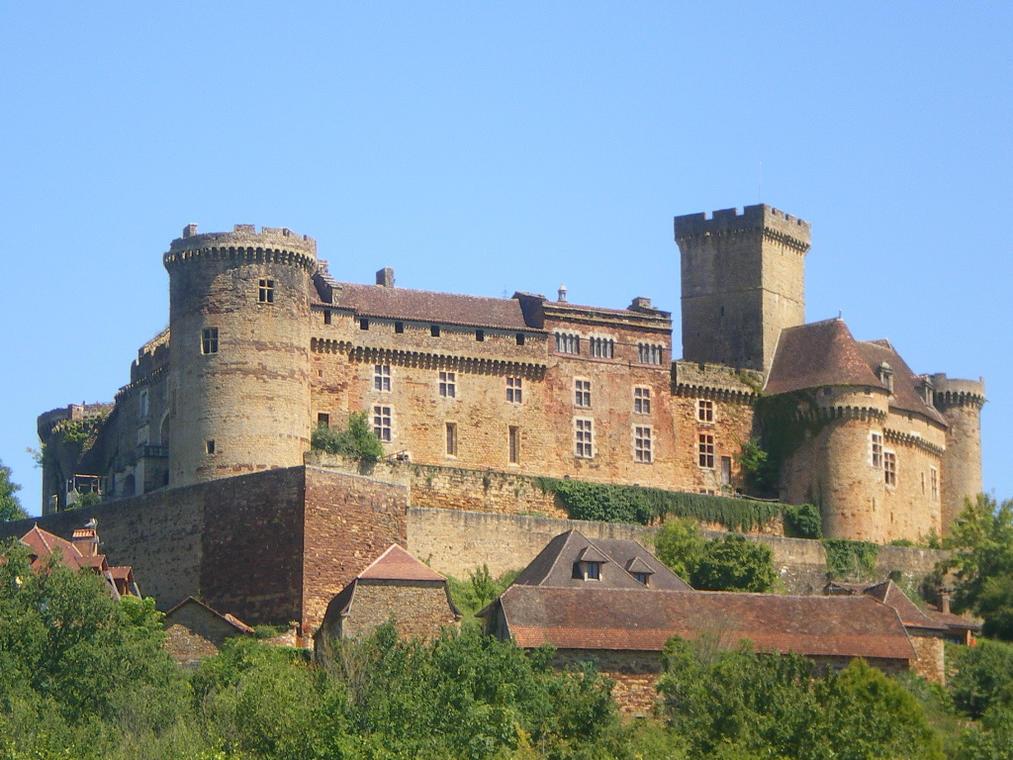 15-Château de Castelnau -Bretenoux © Lot Tourisme - E. Ruffat