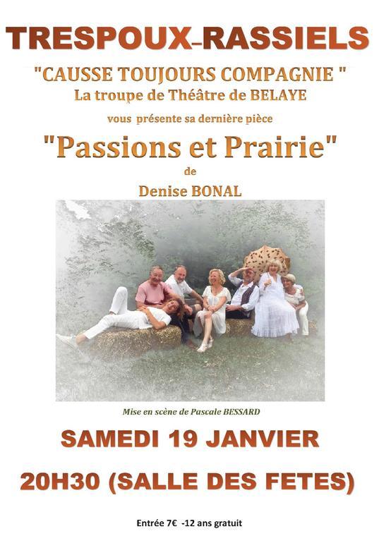 19 janv Théâtre Trespoux