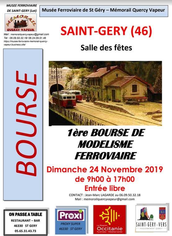 19.11.24 Bourse Modelisme St Géry