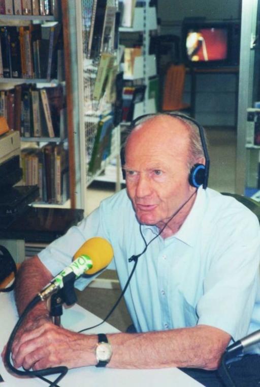 20 novembre Sim Copans à la bibliothèque de Souillac.