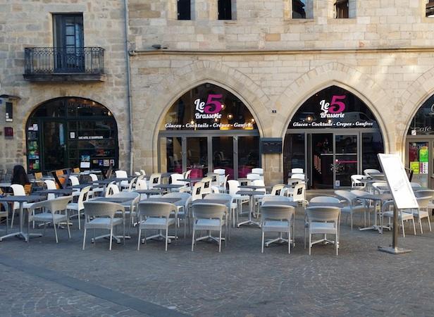 Bar-Brasserie le Seth