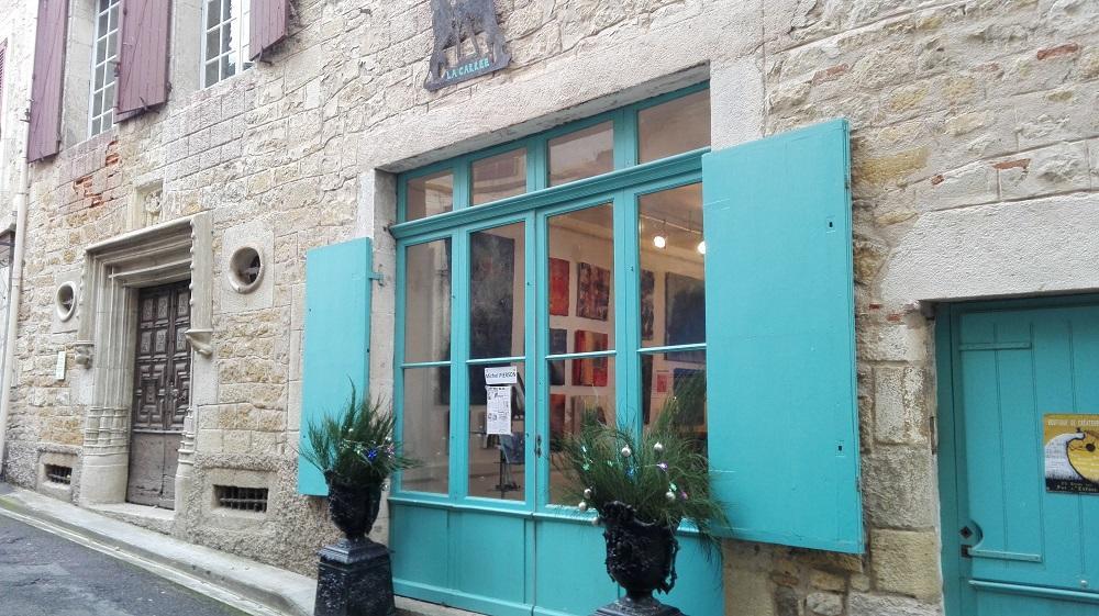 2017-Dec Galerie La Carrée Exterior