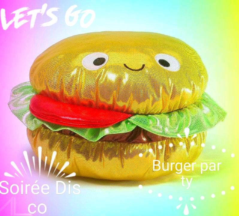 soirée disco burger
