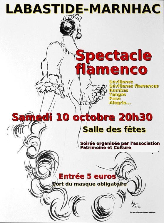 201010 Flamenco Labastide