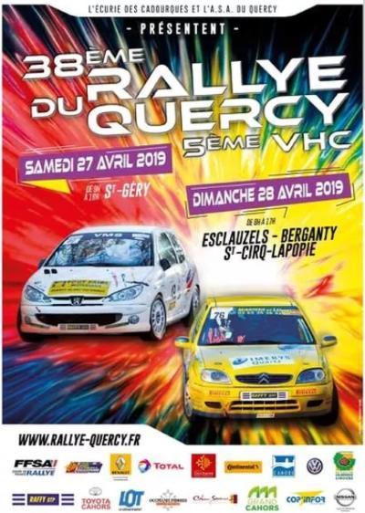 Rallye du quercy