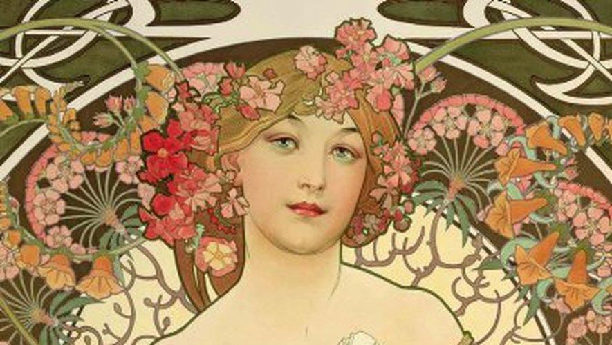 3 - Alphonse Mucha_Art nouveau