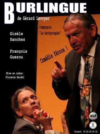 30 mars Théâtre Trespoux