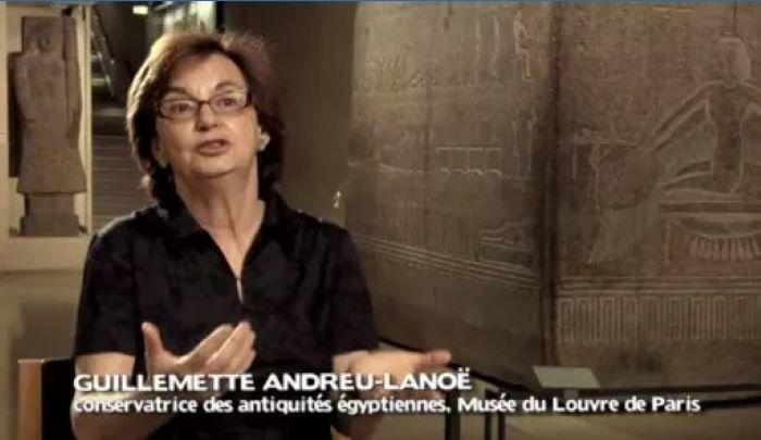 une vie d'égyptologue conférence
