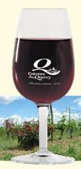 vin coteaux du quercy verre