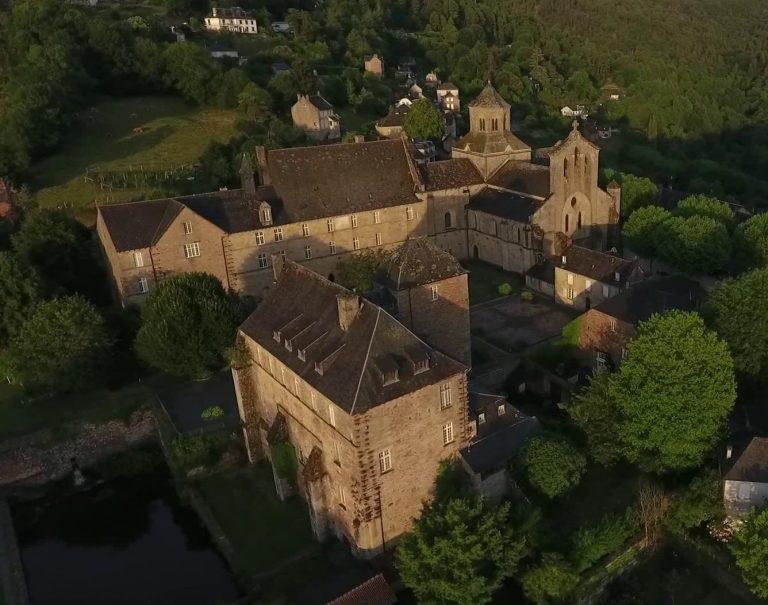 Abbaye Aubazine