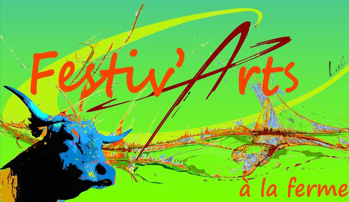 Affiche Festiv'arts 2019