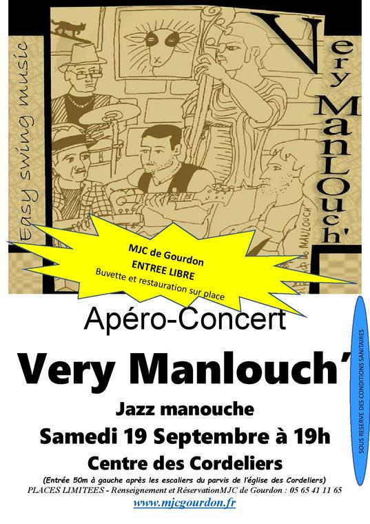 Affiche Very Manlouch