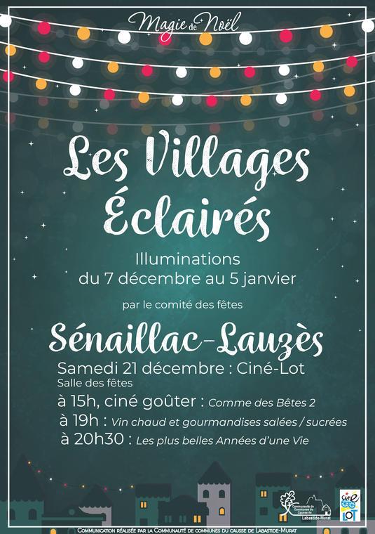 Affiche-Villages-Eclaires-2019---Senaillac-Lauzes-copie