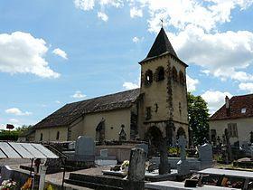 Altillac_église