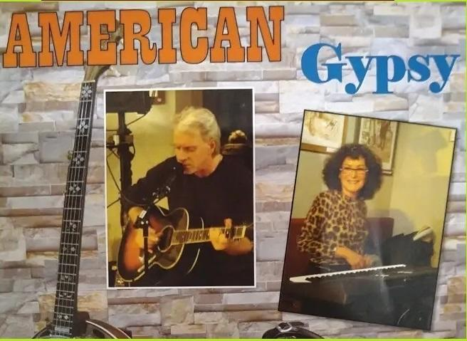 Annonce concert American Gypsy