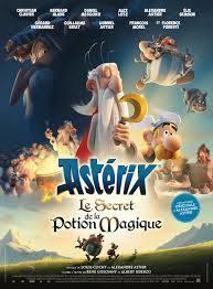 Astérix et le secret de la potion magique de Louis Clichy et Alexandre Astier