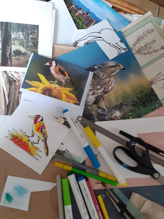 Atelier Pop up Nature