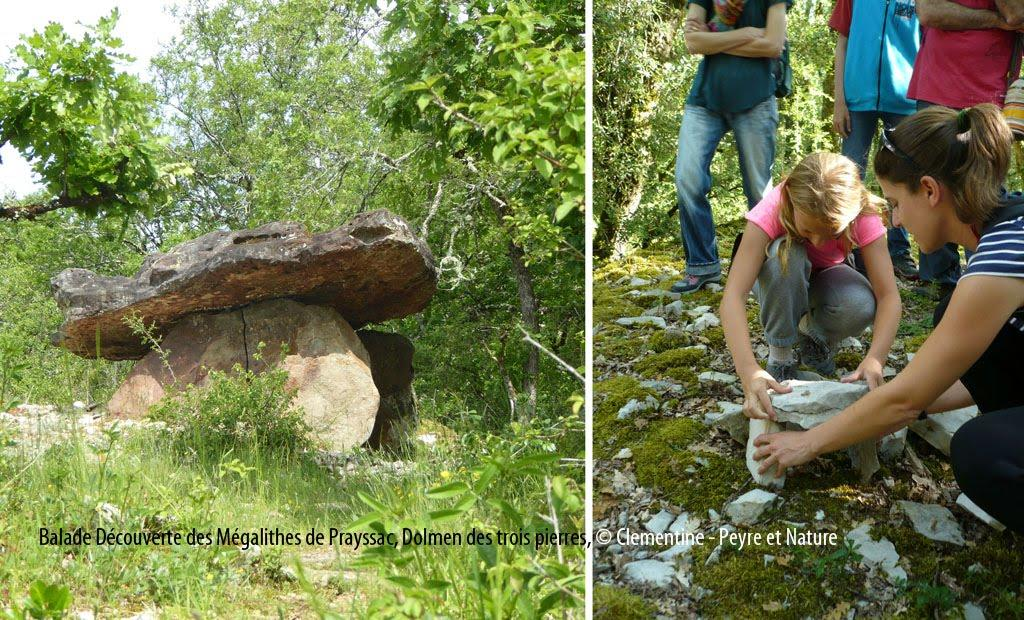 Balade Dolmens de Prayssac_©Clémentine -Peyre et Nature