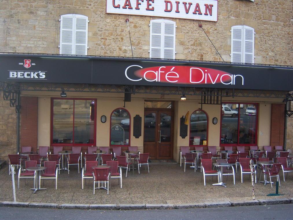 Bar Le Divan 2016