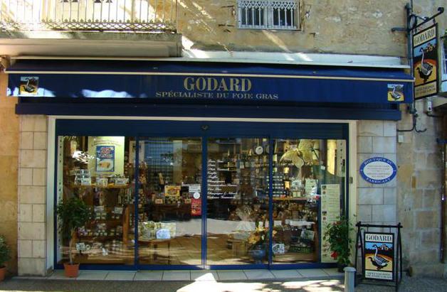 Boutique Godard Gourdon - Ville