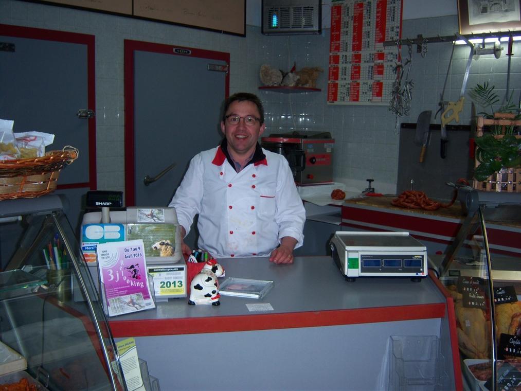 Boucherie Saint Siméon