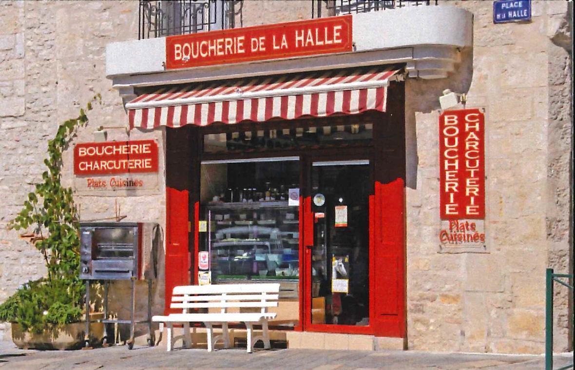 Boucherie de la Halle Gramat