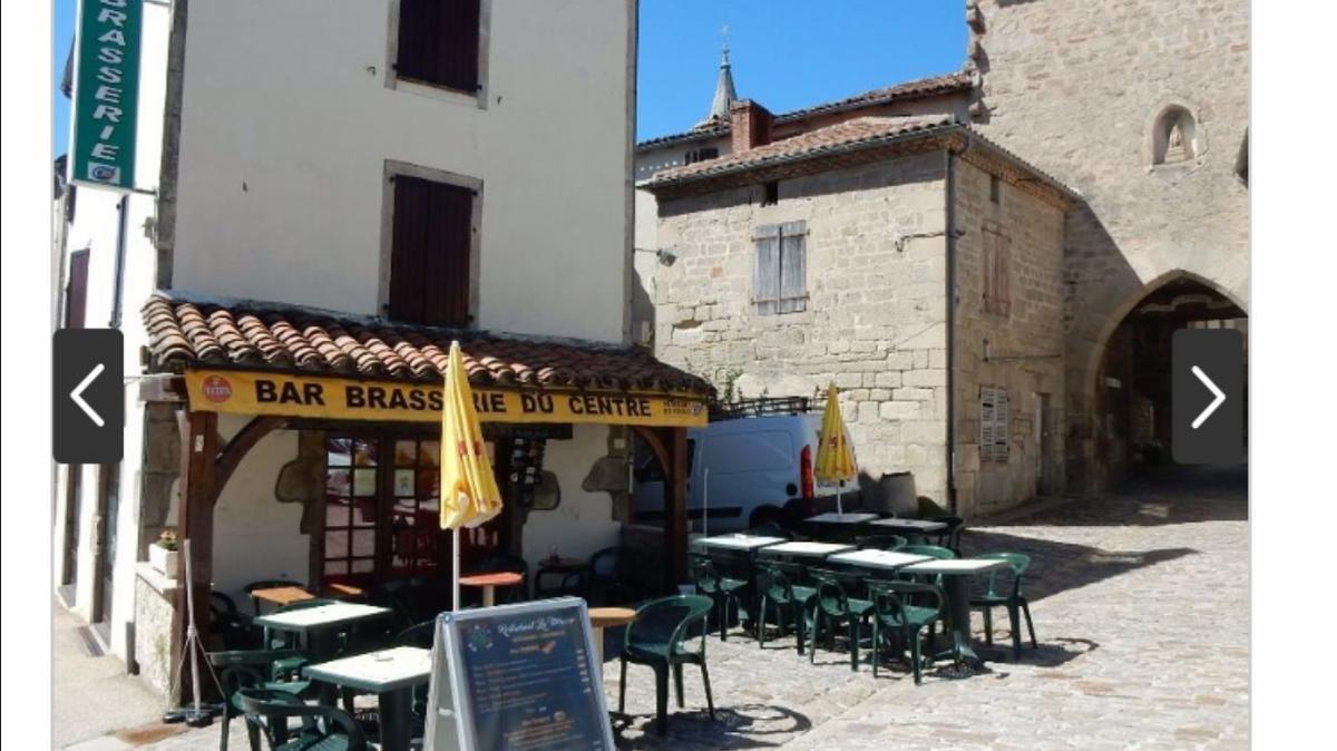 Brasserie du Centre-terrasse
