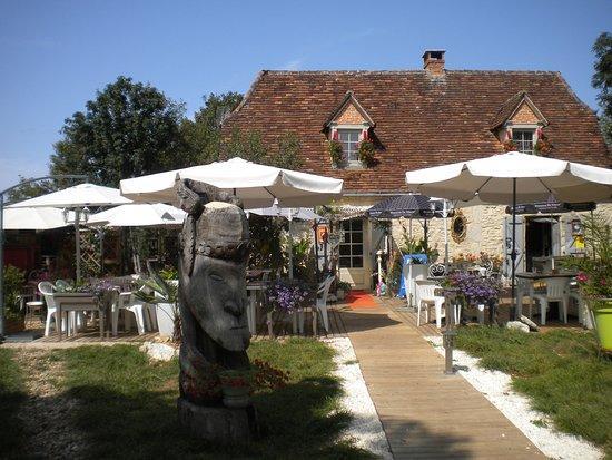 Restaurant Campaganc du Causse