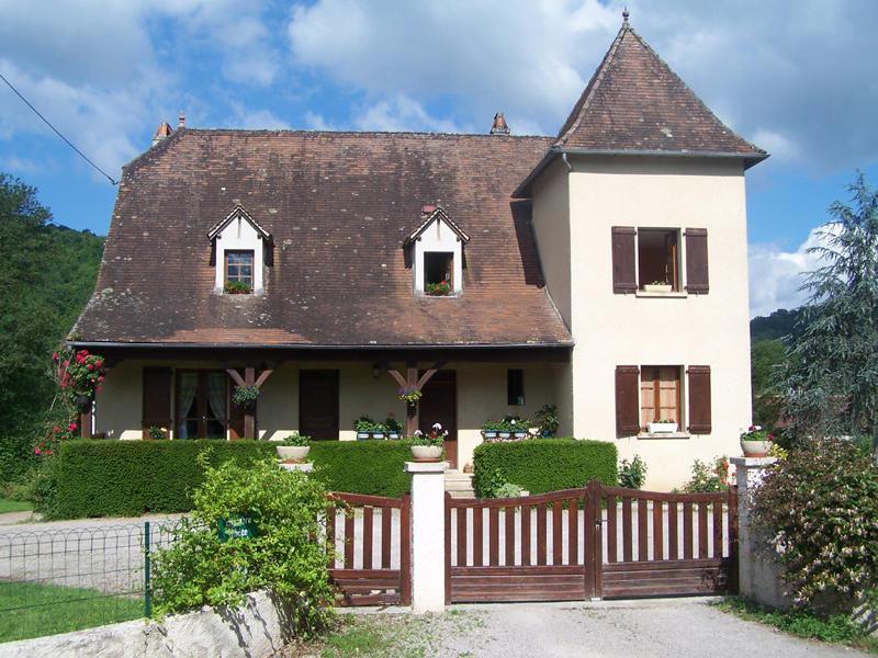 CH Gaillard - maison