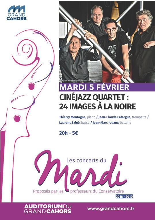 CONCERTS-MARDI-5 février