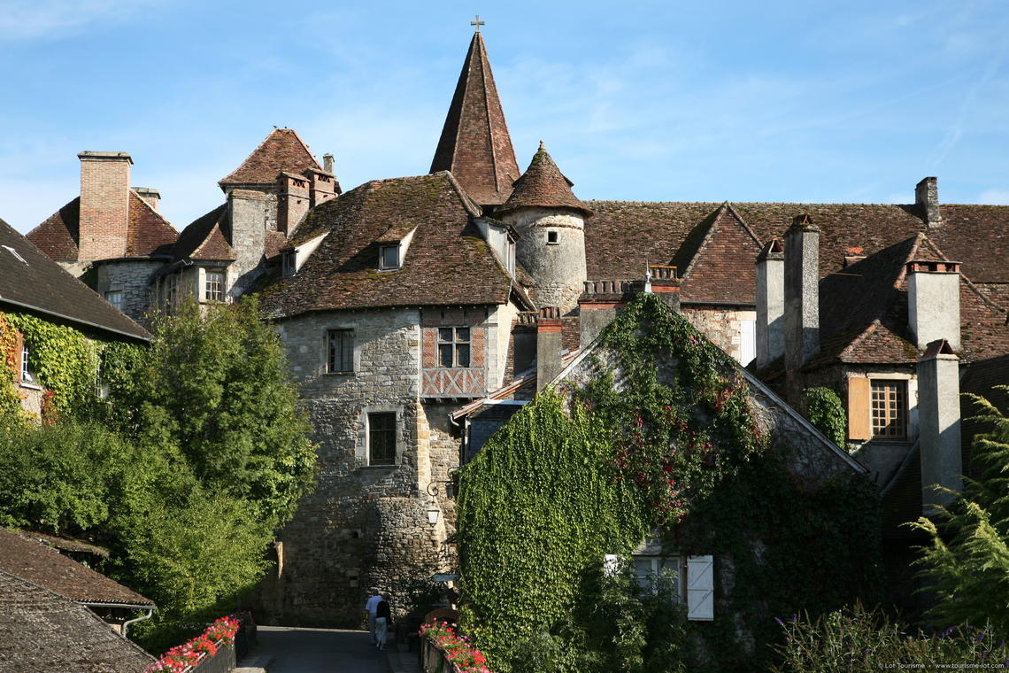 Carennac - Village
