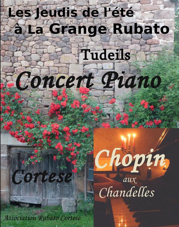Chopin aux chandelles